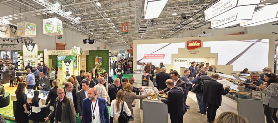 Food Expo 2018 Drew To A Triumphant End With 72000 Visitors Greek
